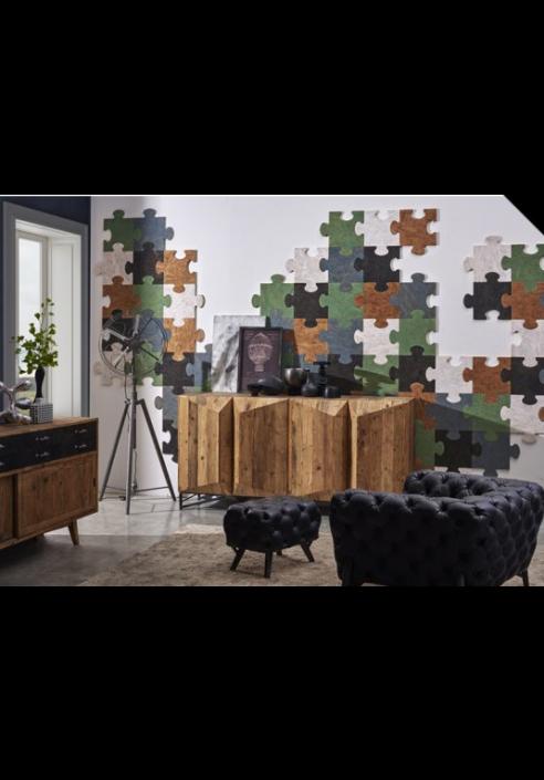 Rivestimento da parete in legno