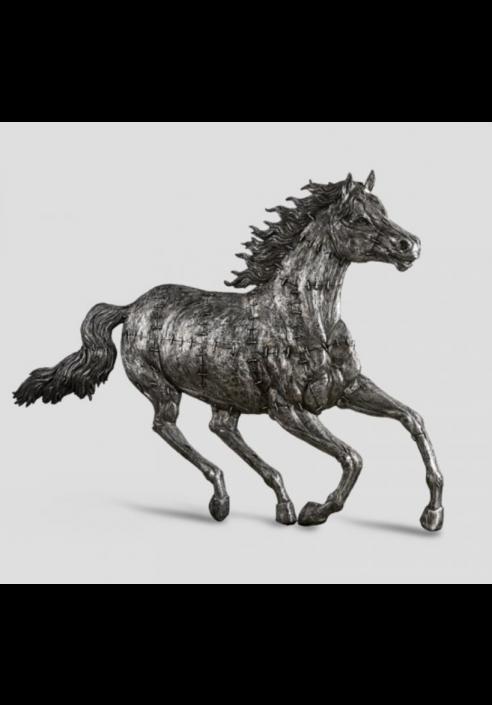 Enorme decorazione da parete Cavallo