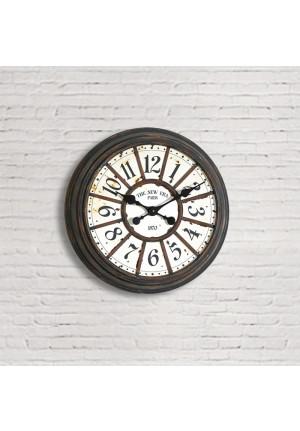 Orologio in metallo Fer