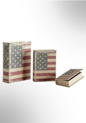 Libri scatole contenitori Strip & stars
