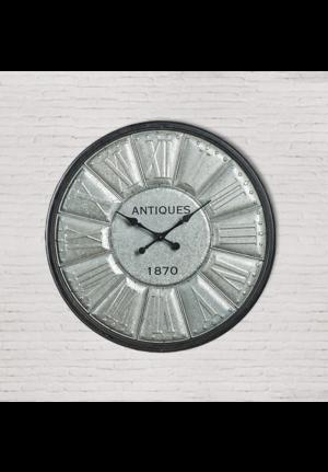 Orologio 1870 in metallo